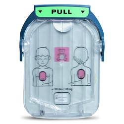 DEFIBRILLATOR AED ELECTRODE FOR